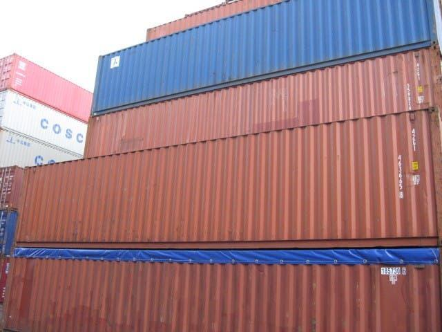 Contenedores maritimos impermeable disponibles