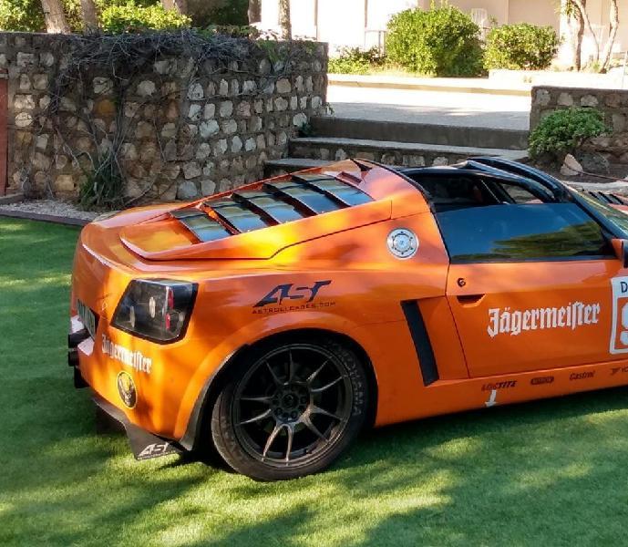 Coupe opel speedster