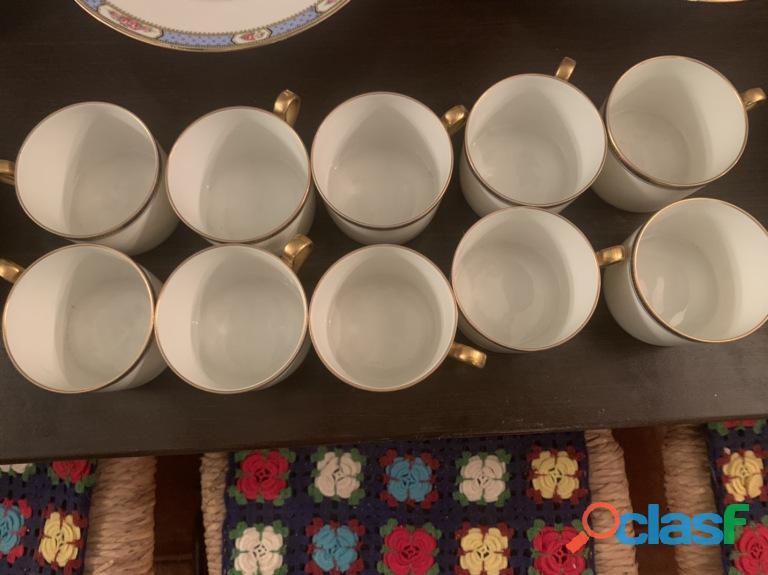 Vendo vajilla de limoges, la mejor porcelana. 5