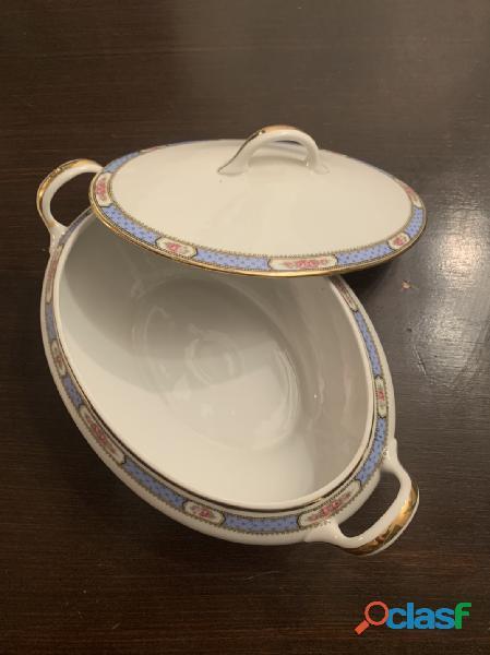 Vendo vajilla de limoges, la mejor porcelana. 11