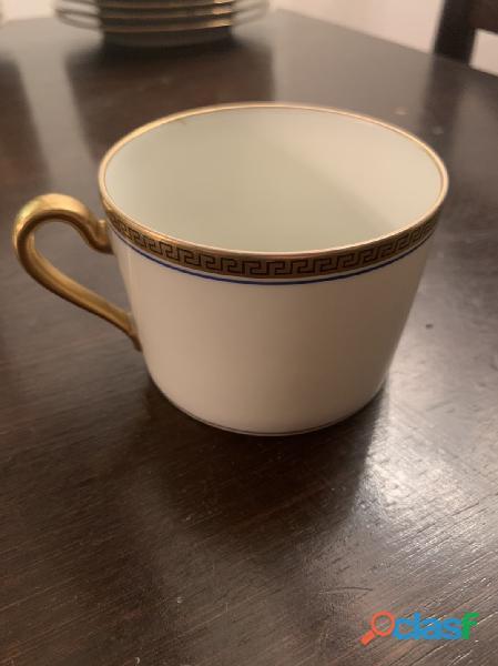 Vendo vajilla de limoges, la mejor porcelana. 19