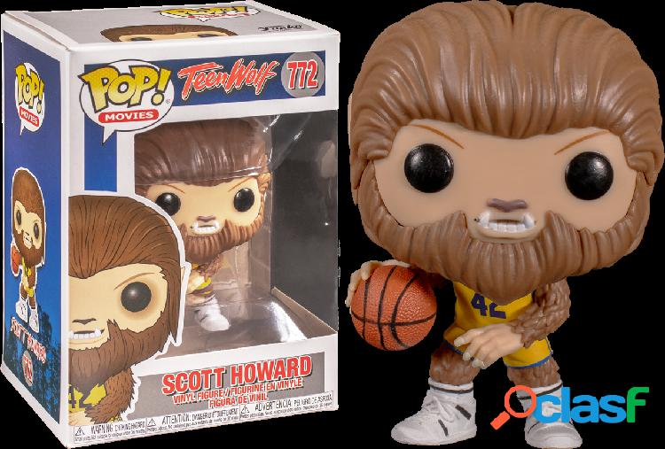 Figura funko pop teen wolf - scott