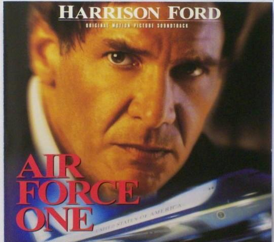 Air force one / jerry goldsmith cd bso