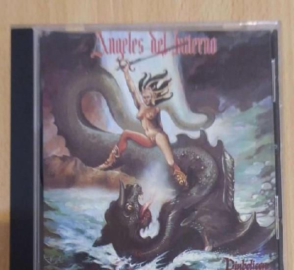 Angeles del infierno (diabolica) cd 1985