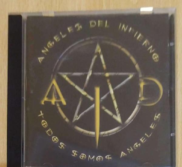 Angeles del infierno (todos somos angeles) cd 2003