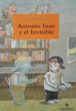Antonio juan invisible