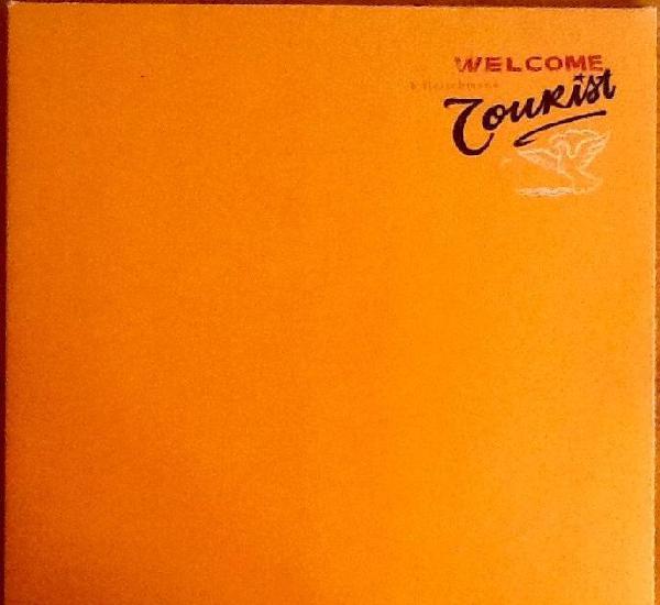 B. fleischmann: welcome tourist [deu 2003] lp+7'+cd
