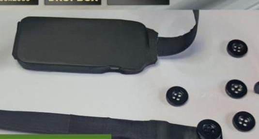 Botón cámara ip dropbox ayuda examen