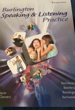 Burlington speaking & listening practice