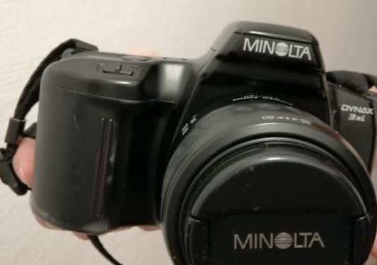 Camara fotos minolta dynax 3xi