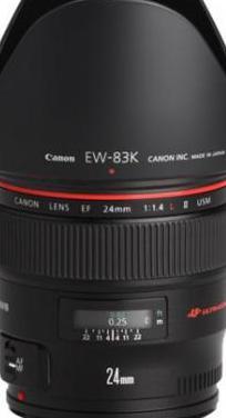 Canon ef 24 mm f1.4 l ii usm