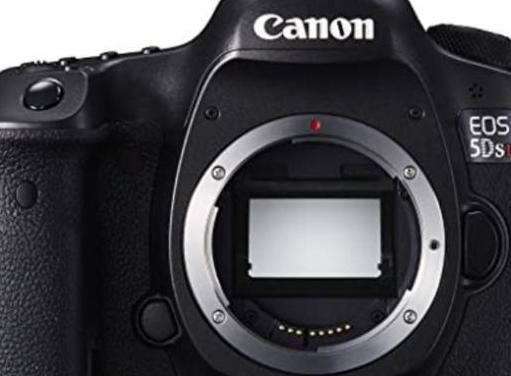 Canon eos 5dsr (producto nuevo)