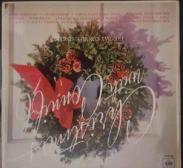 Christmas with conniff - the ray conniff singers / lp de cbs