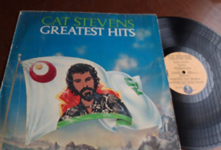 Cat stevens ?– greatest hits-lp-españa-1975- island