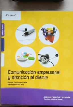 Comunicación empresarial.paraninfo