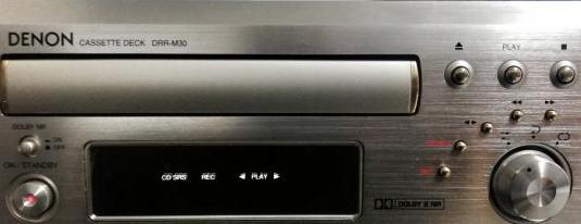 Denon Cassette DRR-M30