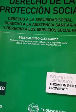 Derecho de la protección social uned