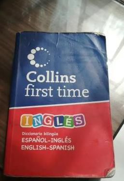 Dicccionario inglés