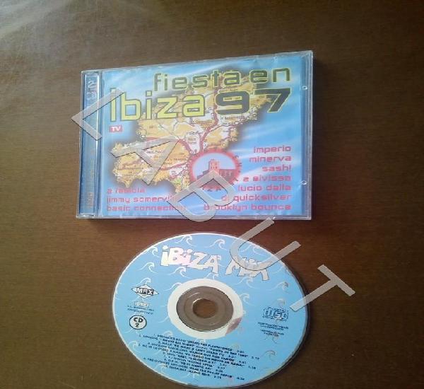 Fiesta en ibiza 97 solo 1 cd cd6
