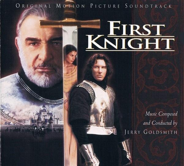 First knight / jerry goldsmith cd bso