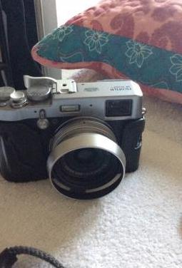 Fujifilm x100t más accesorios