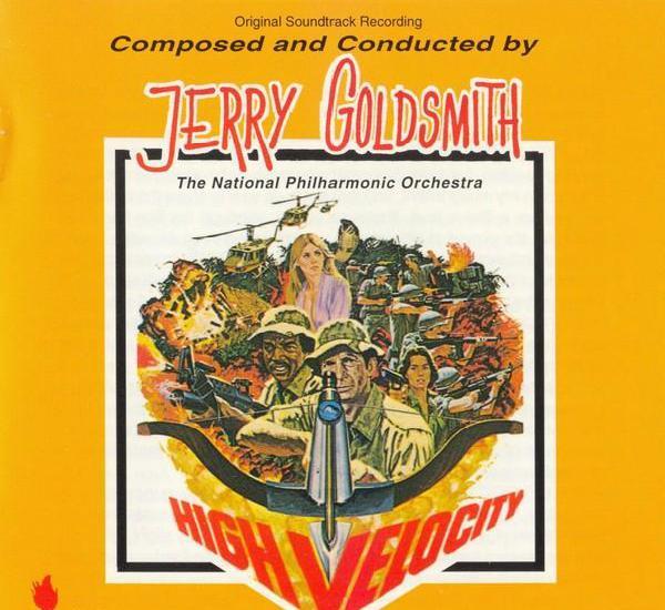 High velocity / jerry goldsmith cd bso - prometheus