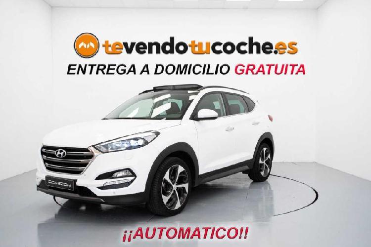 Hyundai tucson 2016 diesel 136cv