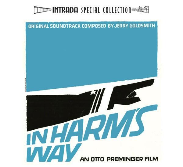 In harm´s way / jerry goldsmith cd bso - intrada