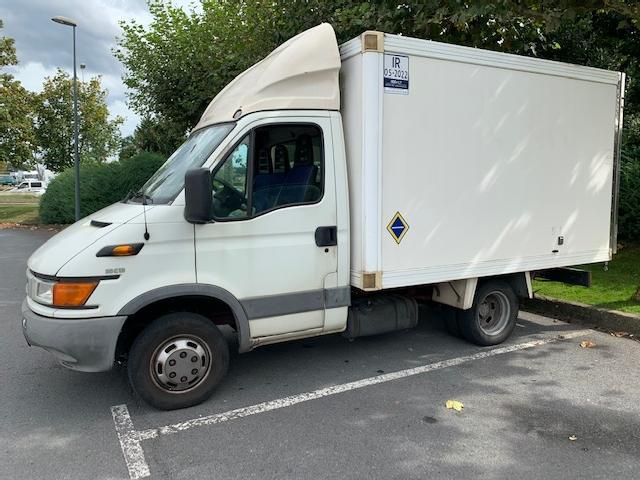 Iveco daily 35 c-13 isotermo 125 cv '04