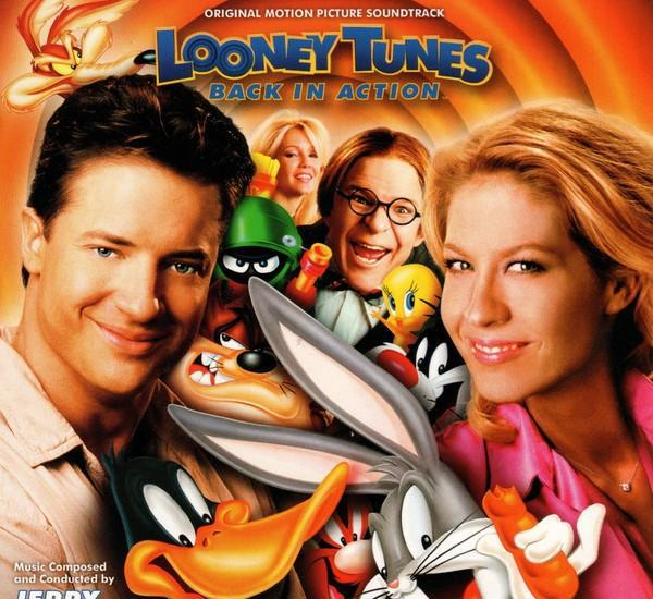 Looney tunes: back in action / jerry goldsmith cd bso