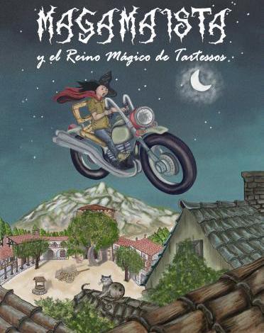 Magamaista y el reino mágico de tartessos