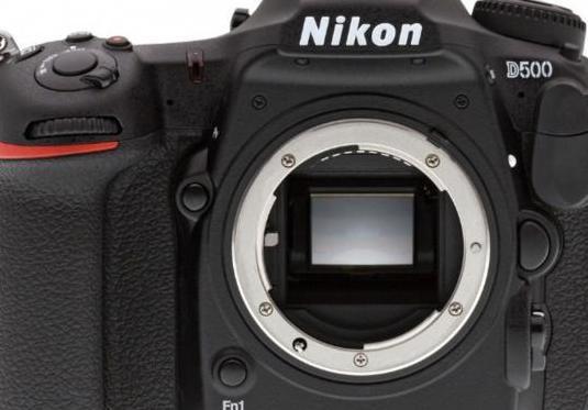 Nikon d500 (producto nuevo)