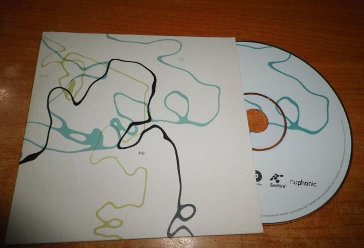 Nu mixed by jools butterfield cd album promo carton mike