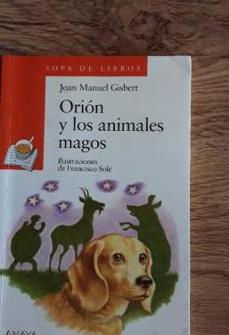 Orion y los animales magos