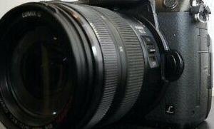 Panasonic gh5s con 12-35mm f/2.8