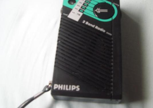 Radio philips d1220