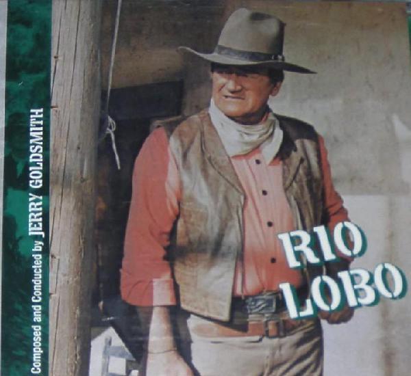 Rio lobo / jerry goldsmith cd bso - prometheus