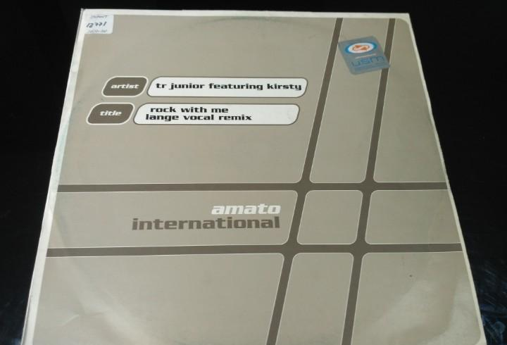 """Tr junior feat. kirsty* - rock with me (12"""")"""
