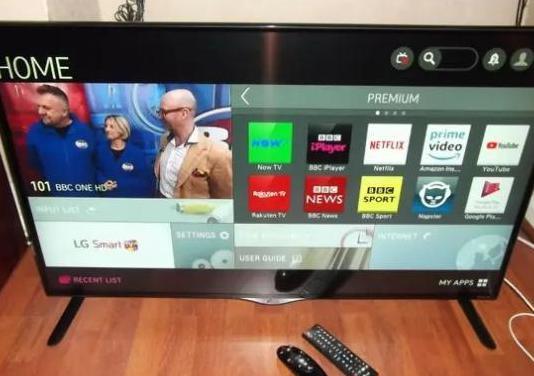 "Tv led smart tv lg 42"" 4k ultra hd"