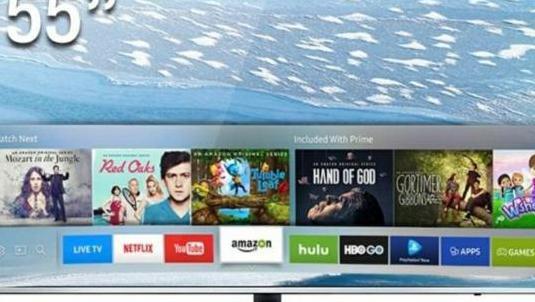 Tv uhd 4k de 55 pulgadas smart tv ku6000