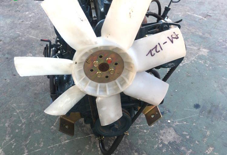 Venta de motor kubota 4 cilindros en valencia