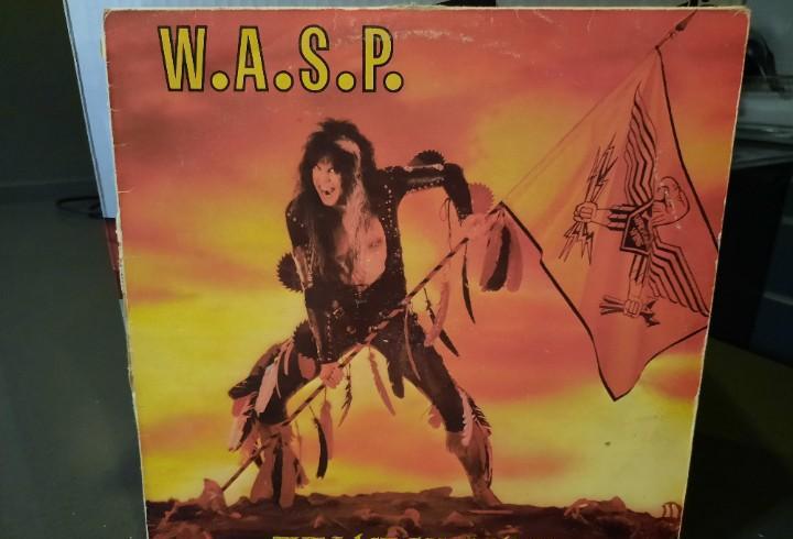 W.a.s.p. - the last command - lp. del sello capitol / emi de