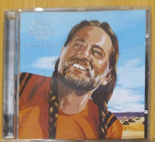 Willie nelson (greatest hits - and some that will be) cd