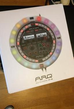 Zoom arq ar-48 aero rhythmtrak