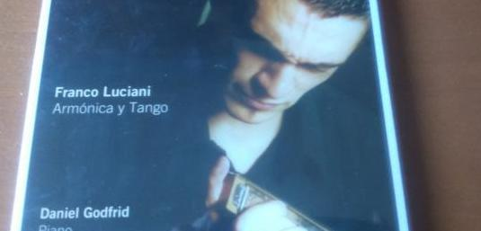 Cd franco luciani (precintado) tango