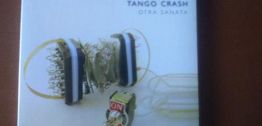 Cd tango crash (nuevo) electronic-jazz