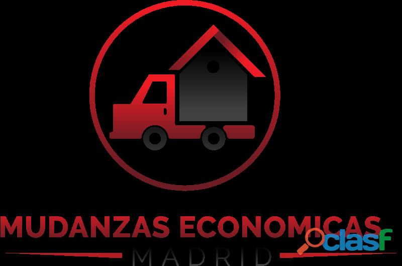 Mudanzas Economicas Madrid 6