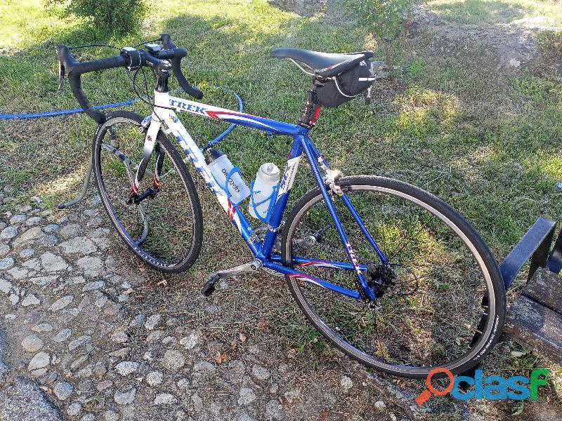 Bicicleta de carretera Trek SLR edición tour de Francia