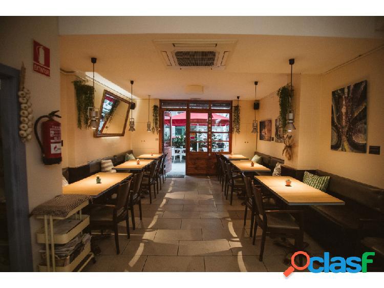 Traspaso Bar Restaurante C3 en San Antoni con Loft y terraza 2