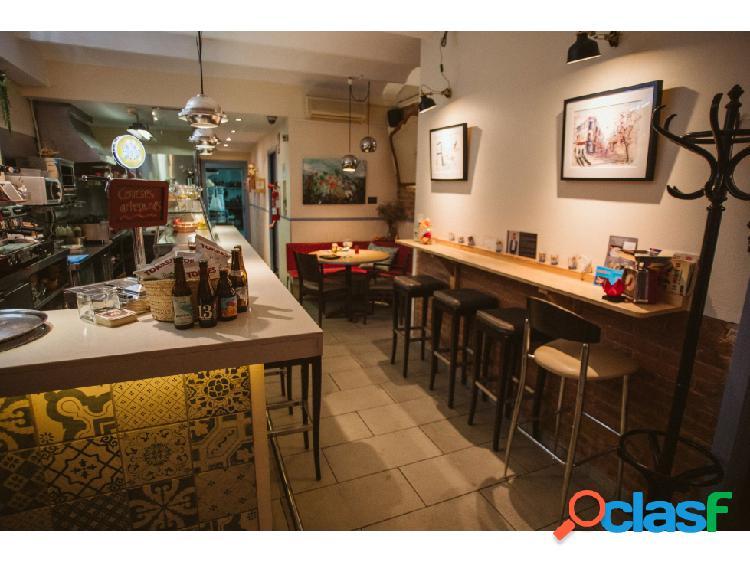 Traspaso Bar Restaurante C3 en San Antoni con Loft y terraza 3